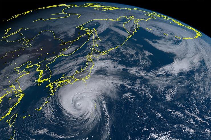最強台風19号