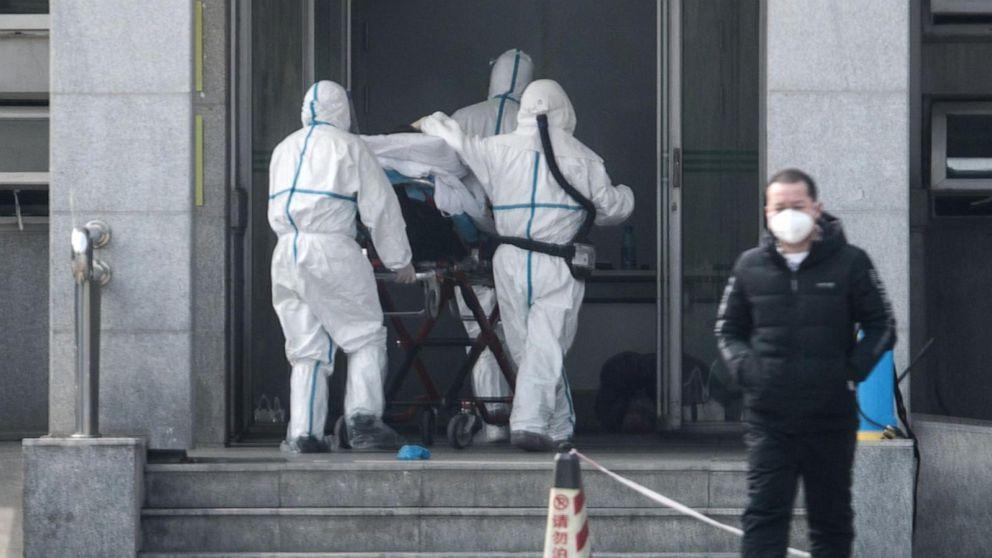 中国 新型ウイルス肺炎の患者増加