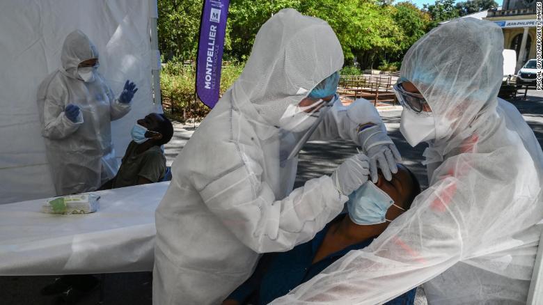 ヨーロッパ、コロナ感染増加を懸念